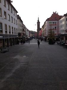Würzburg Streets