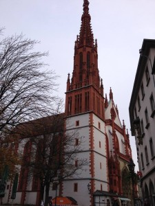 Scenes of Würzburg