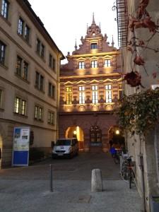 Würzburg's City Hall